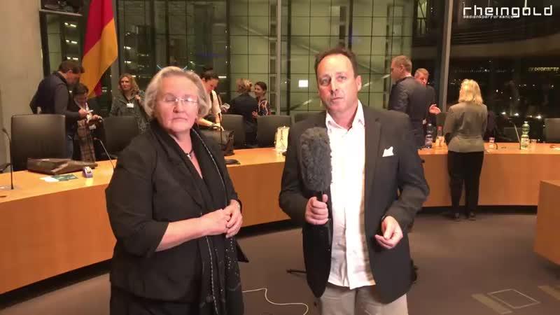 Eine Stimme aus der CDU, ein ehemaliges MdB, über den Verrat der Regierung am Volk.