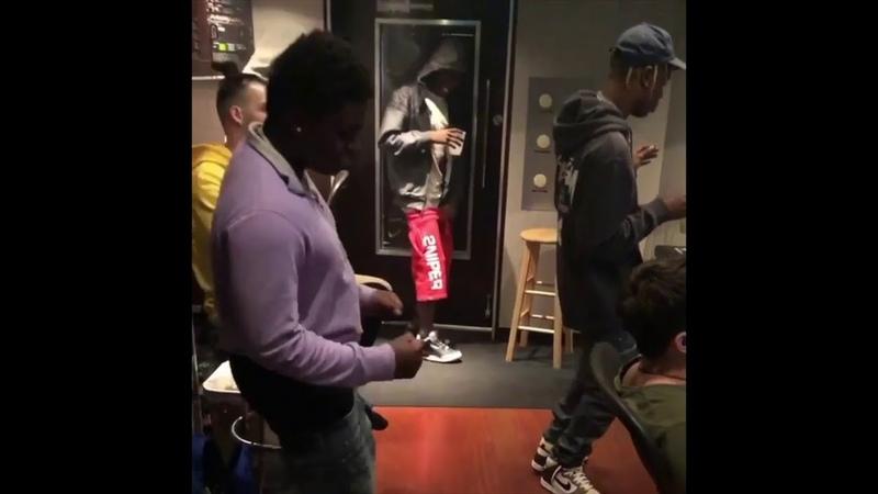 ZEZE Kodak Black Ft Travis Scott Offset Instrumental HHH