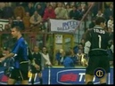 2002 2003 Inter vs Juventus 1 1 Toldo e Vieri Pazzesco Scarpini