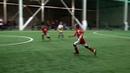 Мини футбольный турнир Додо Пицца ДФЛ U9 3 тур Юнит Метеор 4 1 11 11 2018
