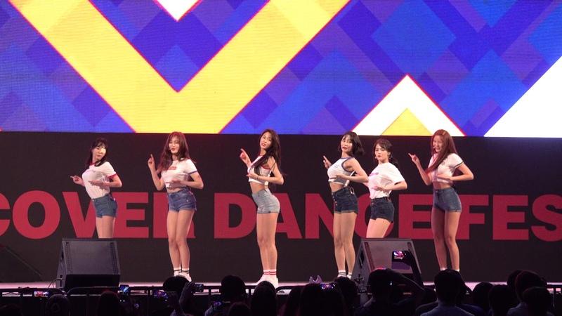 20180623 AOA - 심쿵해 (Heart Attack) 서울광장