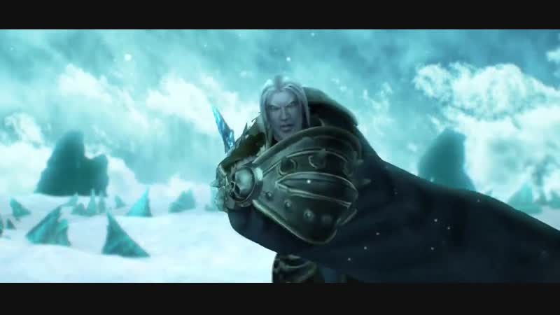 Arthas vs Illidan Remastered online video