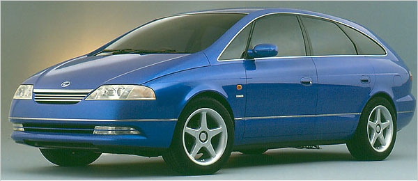 Вехи истории: 1995 Toyota FLV