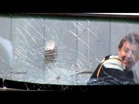 Камень в СТЕКЛО! Чем опасны дешёвые авто стёкла?