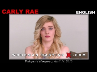 На кастинге у Вудмана Woodman Casting Carly Rae Casting X 160 DP, Anal, Threesome, MMF, Ass Licking porno