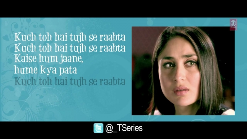 Raabta (Kehte Hain Khuda) Full Song With Lyrics _ Agent Vinod _ Saif Ali Khan, K
