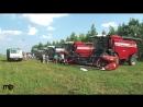 Смотр готовности зерноуборочных комбайнов в Бугульме. 2018