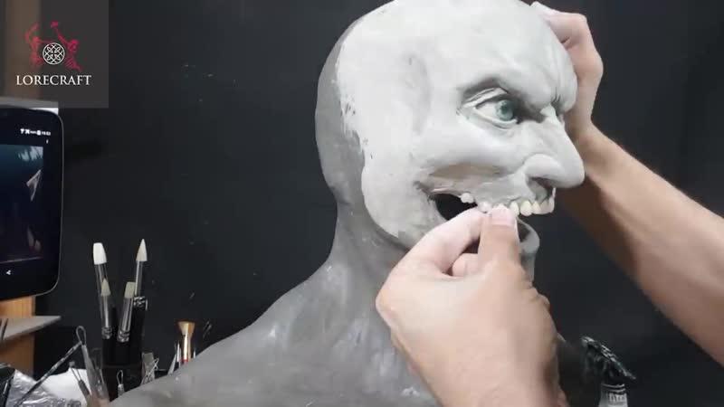 Sculpting Eren Titan Attack on Titan Shingeki no Kyojin