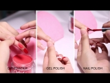 Dip Powder 3-in-1 (Perfect Color Match with Gel and Lacquer)