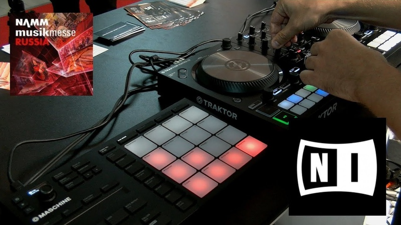 Native Instruments Traktor Kontrol S2 MK3 и Maschine Mikro MK3 — презентация