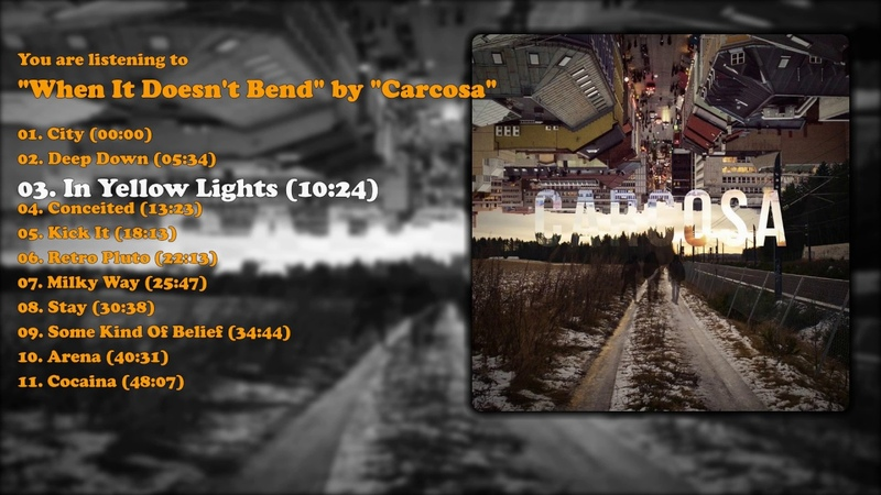 Carcosa - When It Doesn't Bend (Full Album 2018)