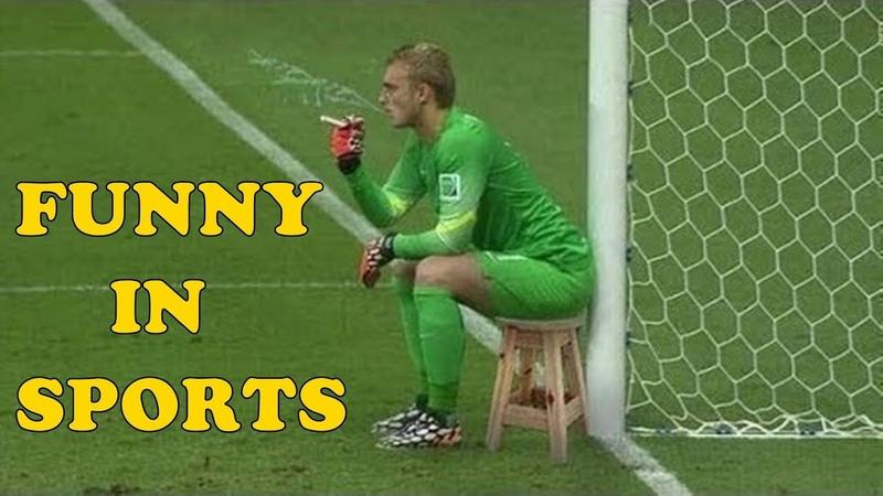 Những khoảnh khắc hài hước hiếm gặp trong thể thao