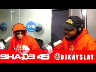 DJ Kay Slay - 2018 - StreetSweeper Radio [September 26, 2018] - Jay Nice & Fredro Starr