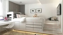 15 IKEA Hack Platform Bed with Drawers
