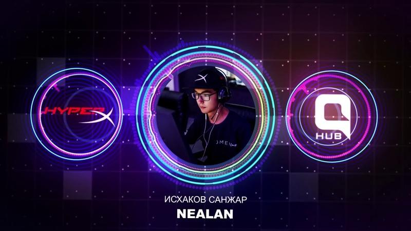 Интервью с игроком команды Syman Gaming Санжар NeaLan Исхаков. CSGO
