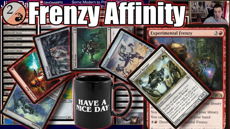 Is Experimental Frenzy Affinity More Than Just A Meme Deck?