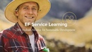 EF Service Learning: The Andean Alliance for Sustainable Development