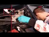 SUZUKI SX4, FIAT Sedici - FRONT - Передние амортизаторы KYB установка