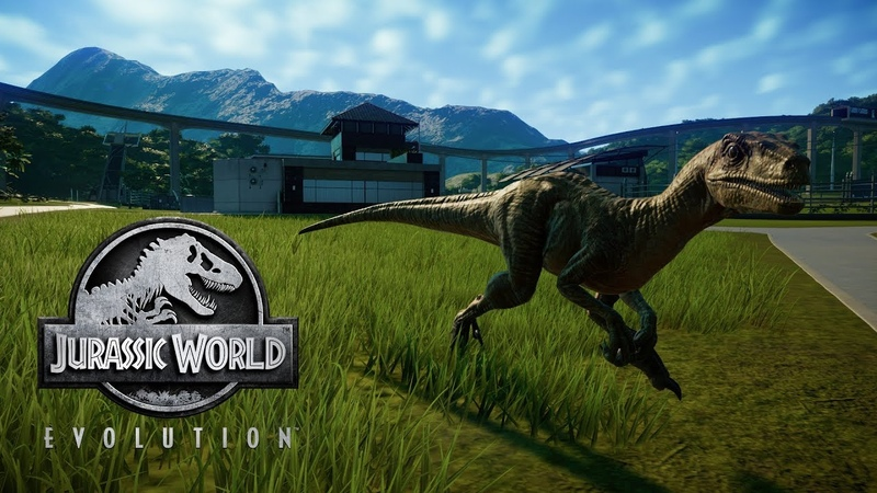 Jurassic World Evolution - Задание Изучение поведения в заточении! 21