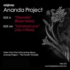 Ananda Project альбом Universal Love / Fireworks