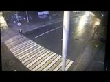 Видео ДТП с камер наблюдения