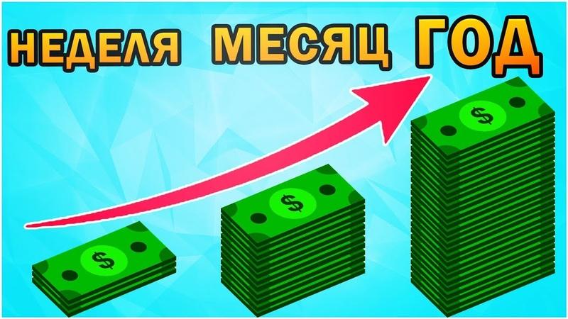 Что Будет, если экономить по 100 рублей в ДЕНЬ? Измени свою жизнь. Контроль личных финансов