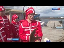 Петрозаводские мастера строят судно для юных моряков из Марий Эл