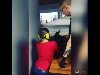 Стрельба из огнестрельного