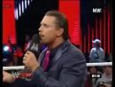 Шварцнеггер на RAW с Халком Хоганом