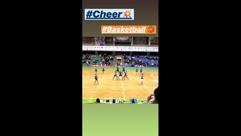 Церемония закрытия «Новосибирская Баскетбольная Лига Школьников Александра Солодкина »