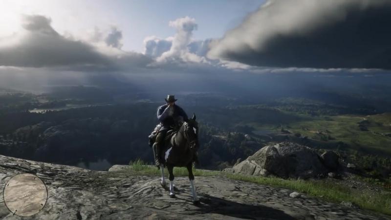 Red Dead Redemption 2 — Геймплейный трейлер игры