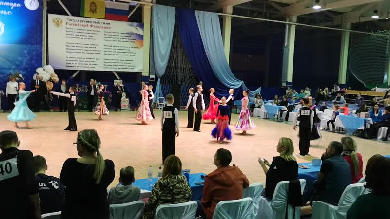 Хрустальный вальс ПФО 10 танцев » Freewka.com - Смотреть онлайн в хорощем качестве