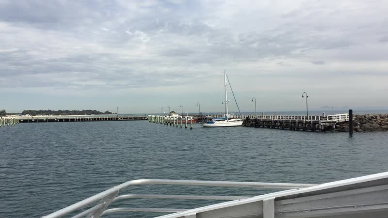 Port Phillip Ferry Video 5