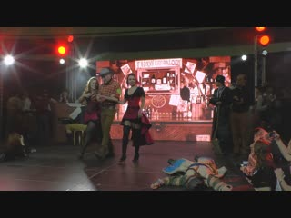 Cosplay - Стенд : Saloon
