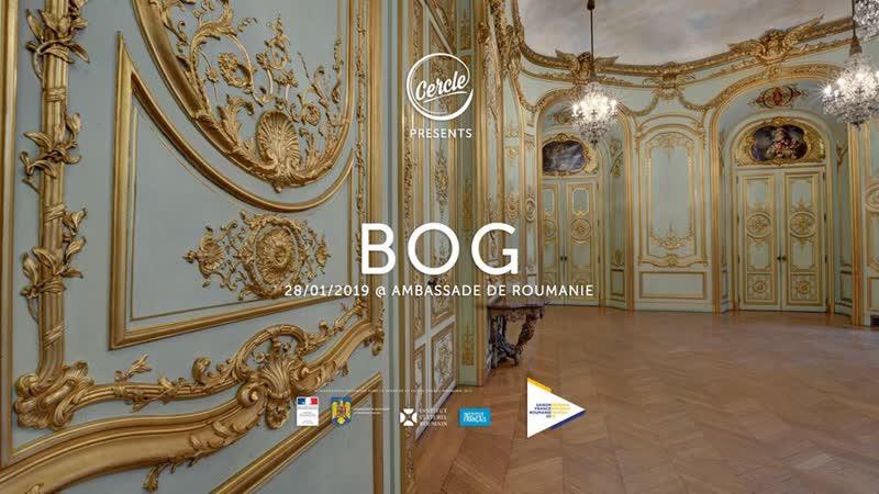 BOg - Embassy of Romania, Paris 28012019 (Cercle)