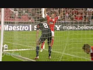 106 CL-2010/2011 SL Benfica - Olympique Lyon 4:3 (02.11.2010) HL