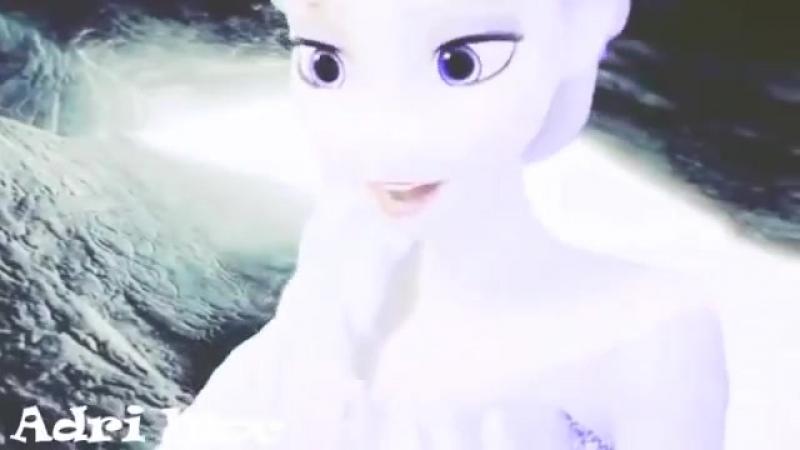Un angel llora __ Hiccelsa __ Hiccup y Elsa-Tragedia