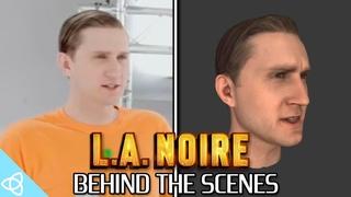 Behind the Scenes - L.A. Noire (Rockstar Games)