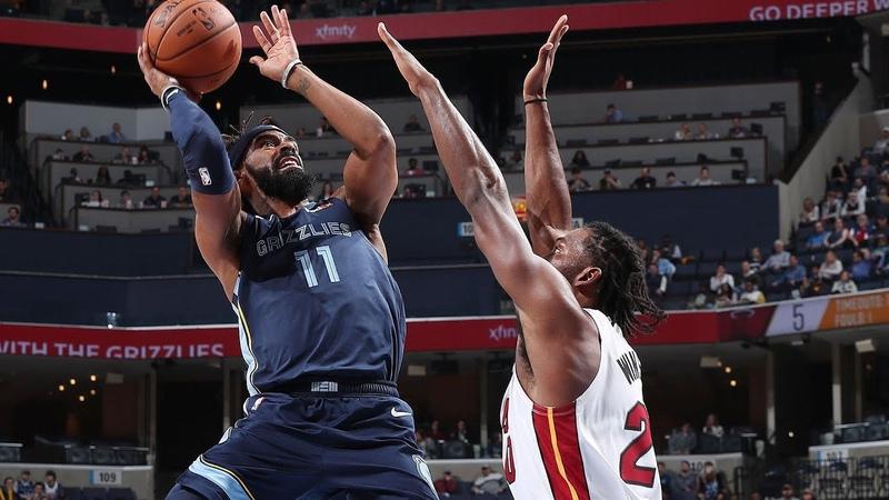 Memphis Grizzlies vs Miami Heat Full Team Highlights | December 14, 2018 | NBA Season 2018-19
