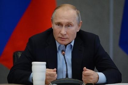 Путин предложил прекращать уголовные дела за плагиат и растр