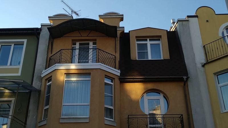 Десять лет фасаду, утепление фасадов таун-хауса пенополистиролом Ceresit