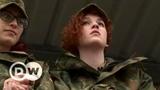Девушка в армии трудно ли быть солдатом бундесвера