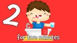 Tooth Brushing Song 2 Minute Brush Teeth Song for Kids
