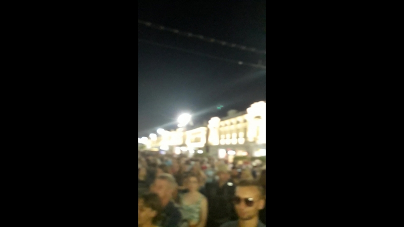 Ночное пати Омск