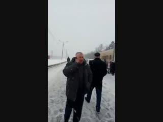 М4 дон первый снег