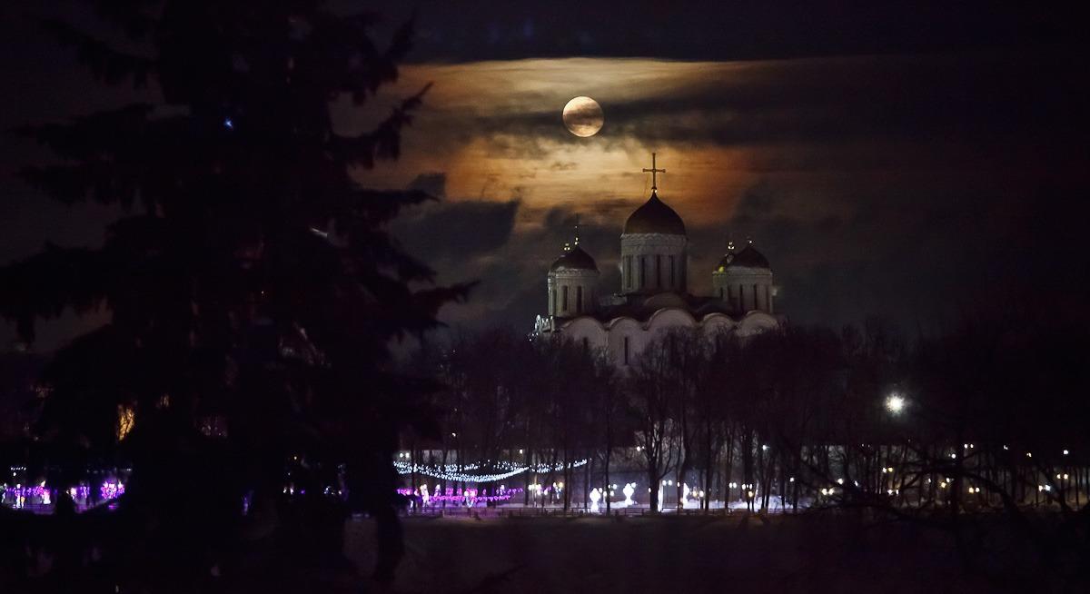 город владимир ночью фото статусных интерьеров прихожей