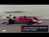 Villeneuve vs Arnoux 1979 French Grand Prix