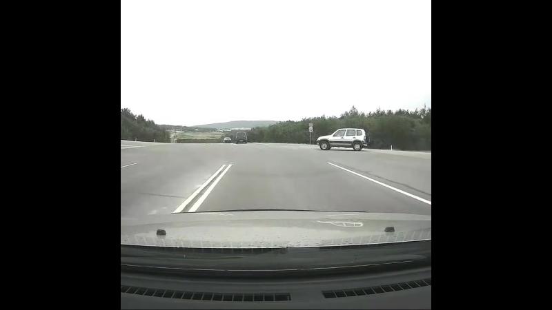 ДТП 13 08 18 Мурманск Зверосовхоз Автодорога в аэропорт