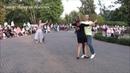 Вальс АМУРСКИЕ ВОЛНЫ! Танцуем в парке! Music! Dance!