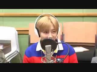 renjun singing We Go Up without bgm